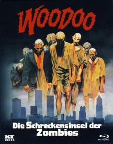 Woodoo - Die Schreckeninsel der Zombies [Blu-ray]
