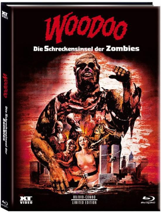 Woodoo - Limited Mediabook - Cover B [Blu-ray+DVD]