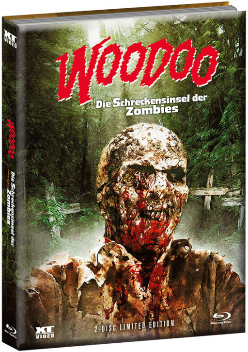 Woodoo - Limited Mediabook - Cover A [Blu-ray+DVD]