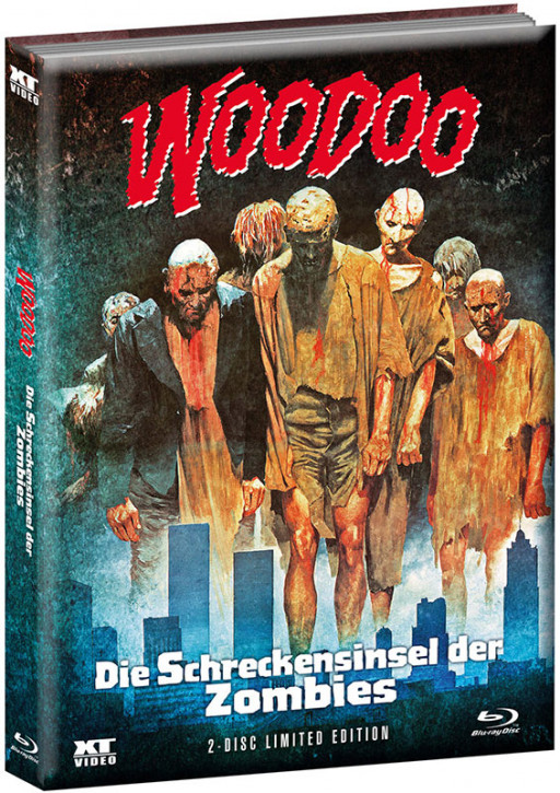 Woodoo - Limited Mediabook - Cover B [Blu-ray+DVD]
