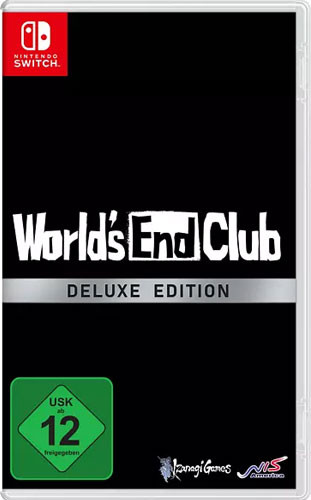 Worlds End Club - Deluxe Edition [Nintendo Switch]