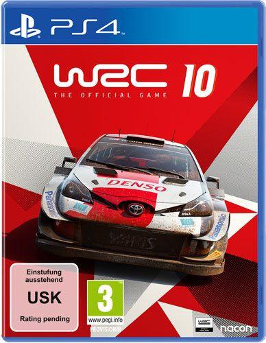 WRC 10 [PS4]