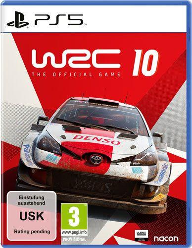 WRC 10 [PS5]