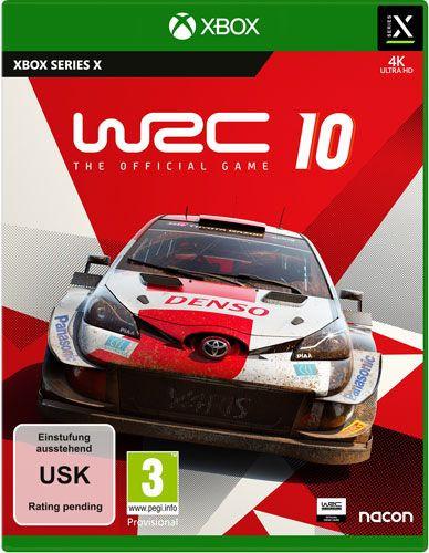 WRC 10 [Xbox Series X]