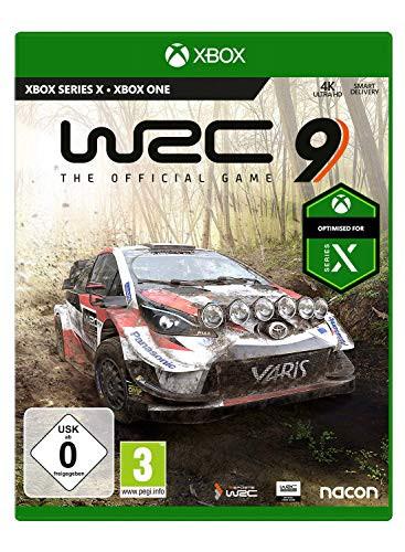 WRC 9 [Xbox One/Series X]