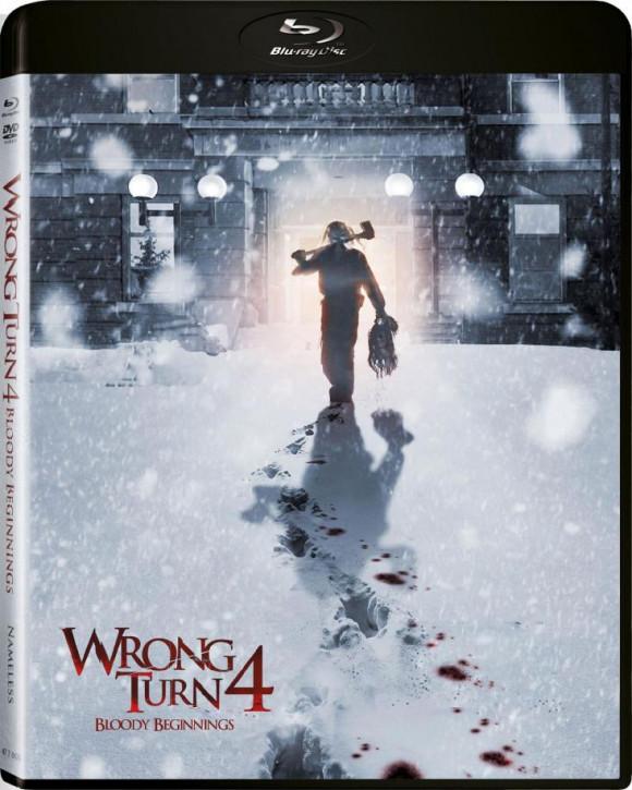 Wrong Turn 4 [Blu-ray+DVD]