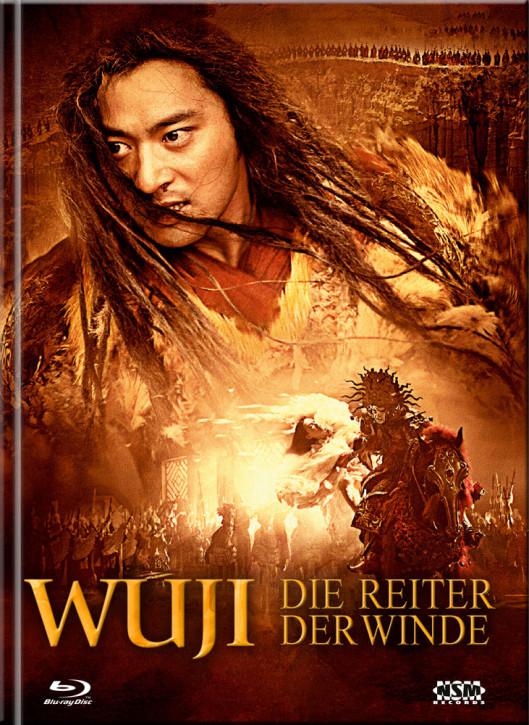 WU JI - Die Reiter der Winde - Limited Mediabook Edition - Cover D [Blu-ray+DVD]