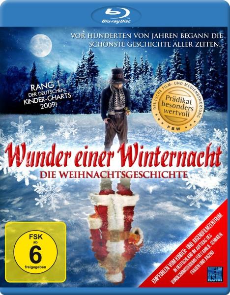 Wunder einer Winternacht - Die Weihnachtsgeschichte [Blu-ray]