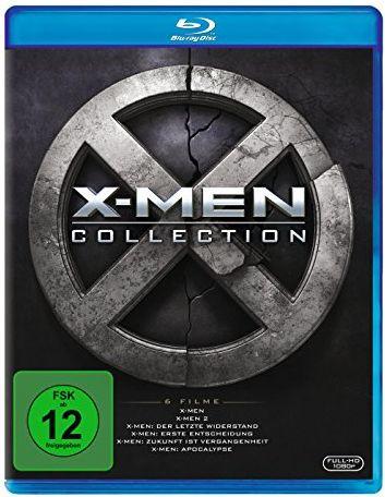 X-Men - 1-6 Boxset [Blu-ray]