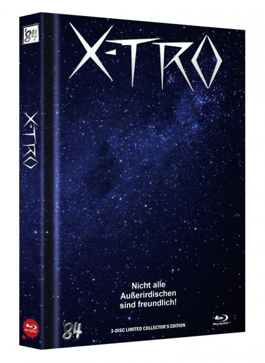 X-Tro - Limited Collector's Edition - Cover G [Blu-ray]