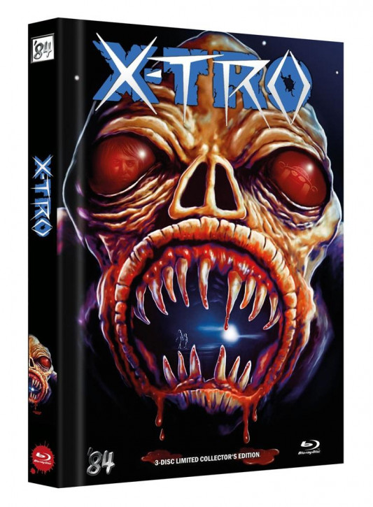 X-Tro - Limited Collector's Edition - Cover I [Blu-ray]