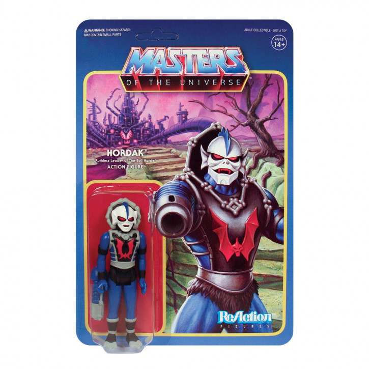 Masters of the Universe: ReAction Actionfigur - Hordak