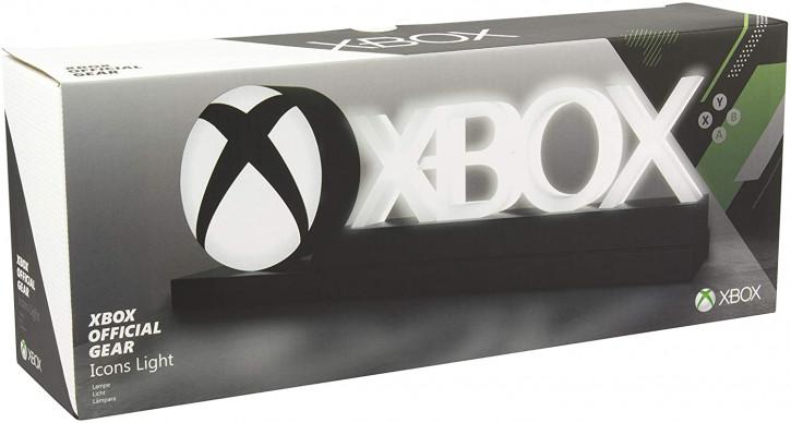 Xbox Icon Leuchte