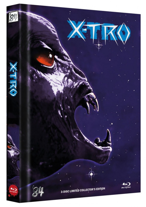 X-Tro - Limited Collector's Edition - Cover C [Blu-ray+DVD]