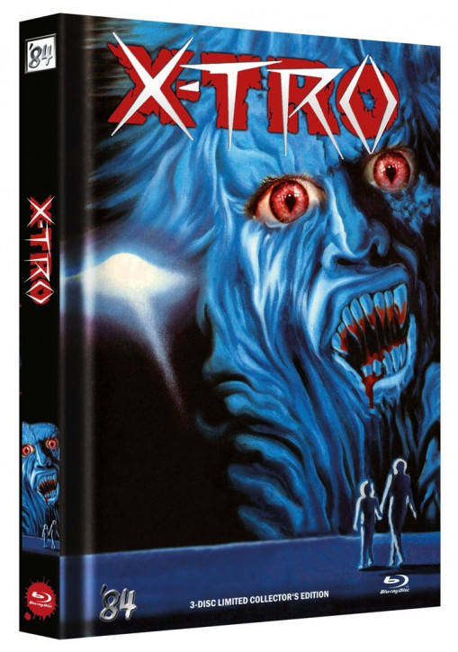 X-Tro - Limited Collector's Edition - Cover E [Blu-ray+DVD]