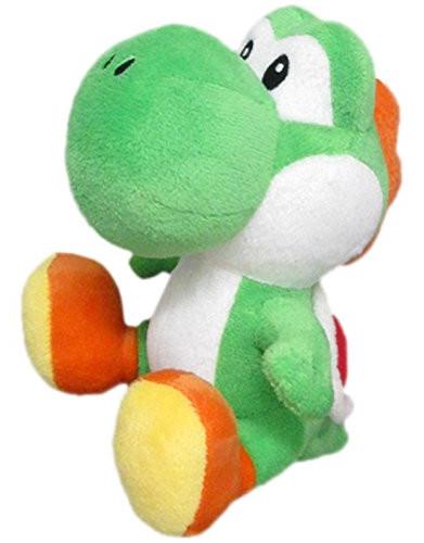 Nintendo Yoshi plüsch 17cm Grün