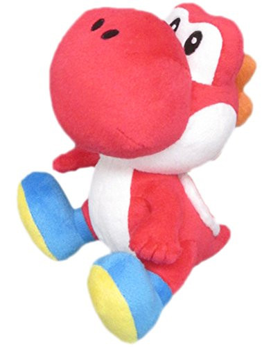 Nintendo Yoshi plüsch 17cm Rot