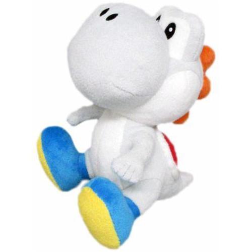 Nintendo Yoshi plüsch 17cm Weiß