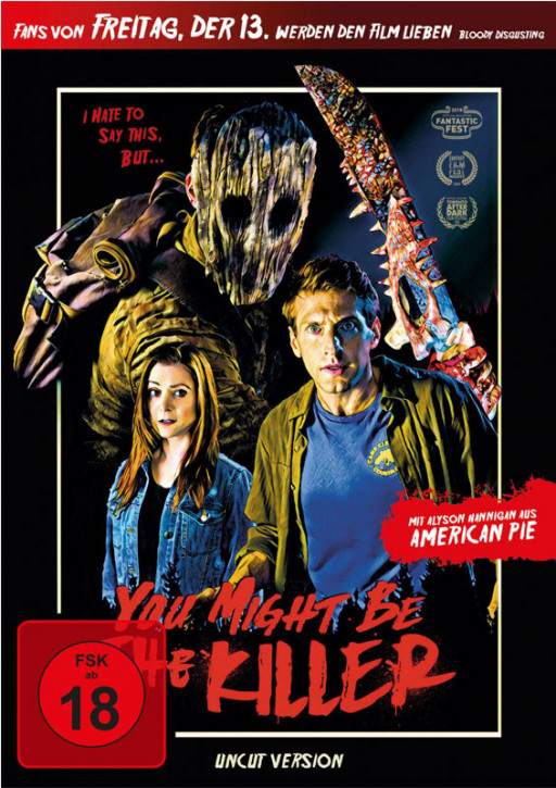 You Might Be The Killer [DVD]