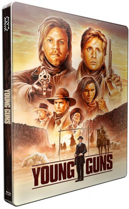 Young Guns - Steelbook [Blu-ray]