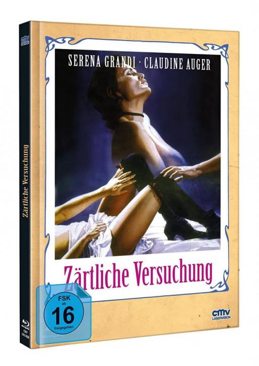 Zärtliche Versuchung - Limited Mediabook - Cover B [Blu-ray+DVD]