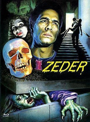 Zeder - Revenge of the Dead - Eurocult Collection #041 - Mediabook - Cover A [Blu-ray+DVD]