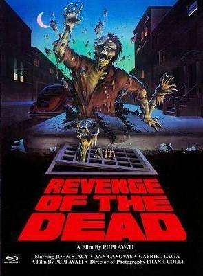 Zeder - Revenge of the Dead - Eurocult Collection #041 - Mediabook - Cover B [Blu-ray+DVD]