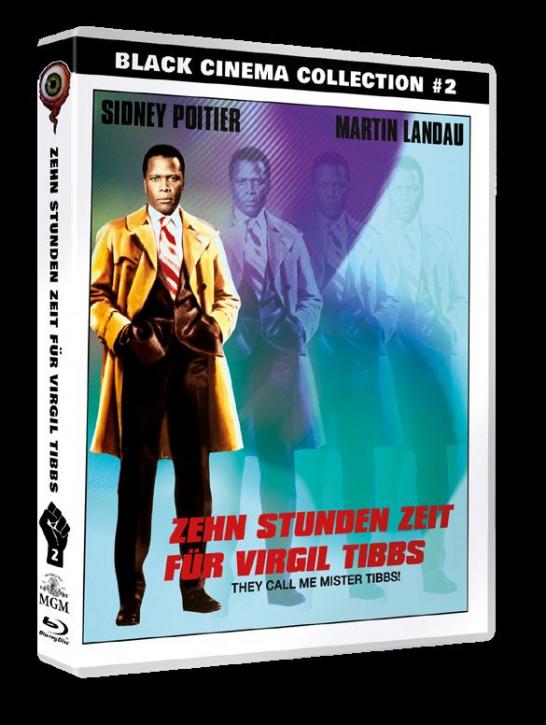 Zehn Stunden Zeit für Virgil Tibbs - Black Cinema Collection #02 [Blu-ray]