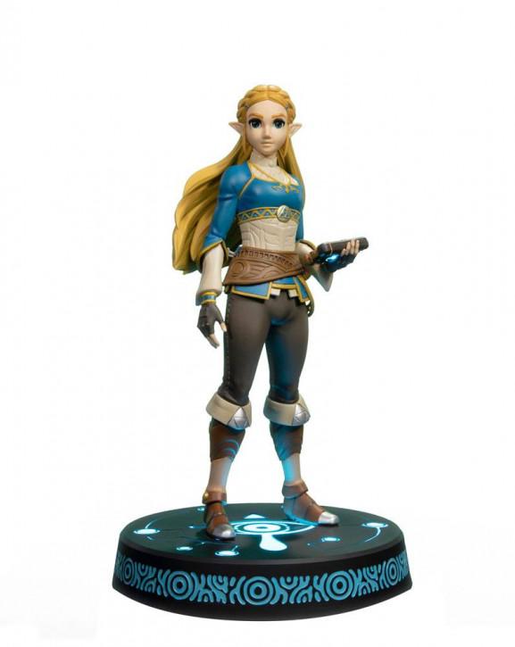 First 4 Figures - Legend of Zelda: Breath of the Wild - Zelda Figur - Collectors Edition