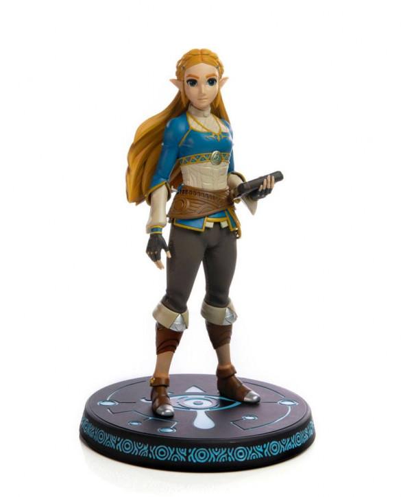 First 4 Figures - Legend of Zelda: Breath of the Wild - Zelda Figur