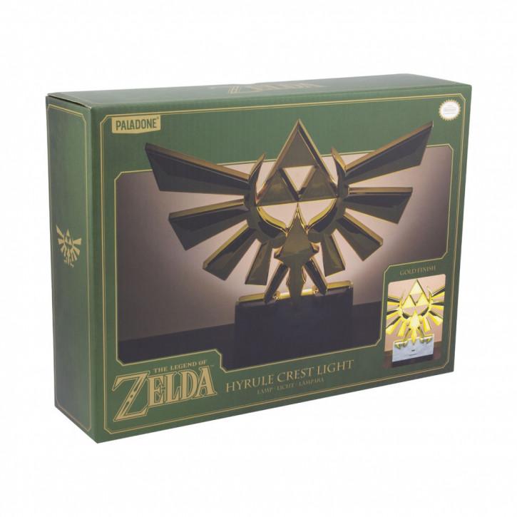 Lampe - The Legend of Zelda: Hyrule Crest
