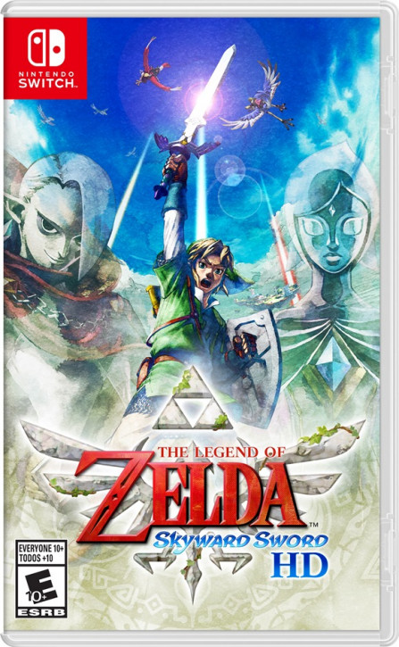 Zelda - Skyward Sword [Nintendo Switch]