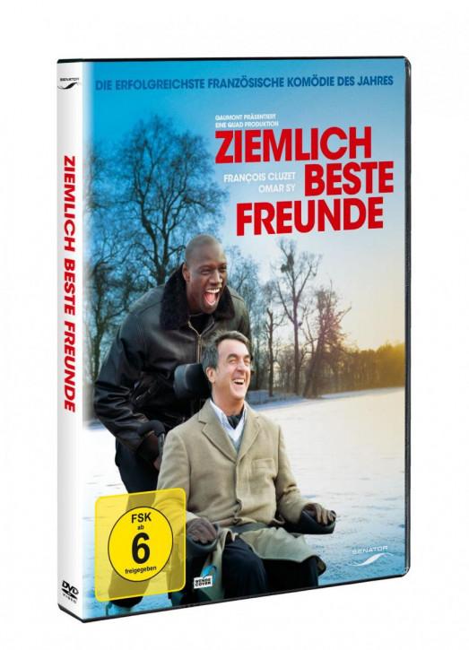 Ziemlich beste Freunde [DVD]
