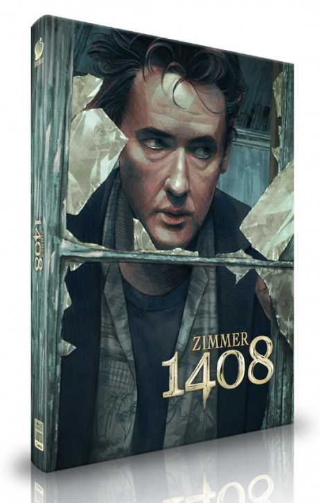 Zimmer 1408 - Mediabook - Cover A [Blu-ray+CD]