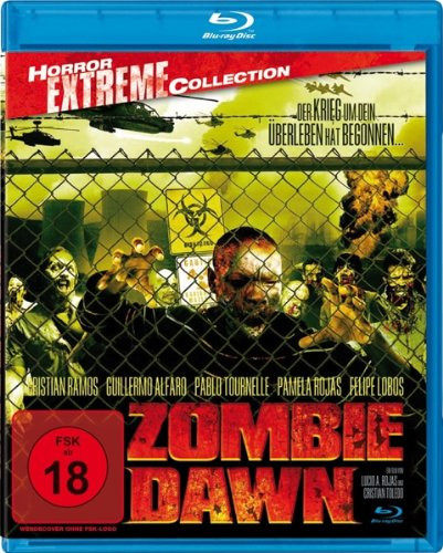 Zombie Dawn - Horror Extreme Collection [Blu-ray]