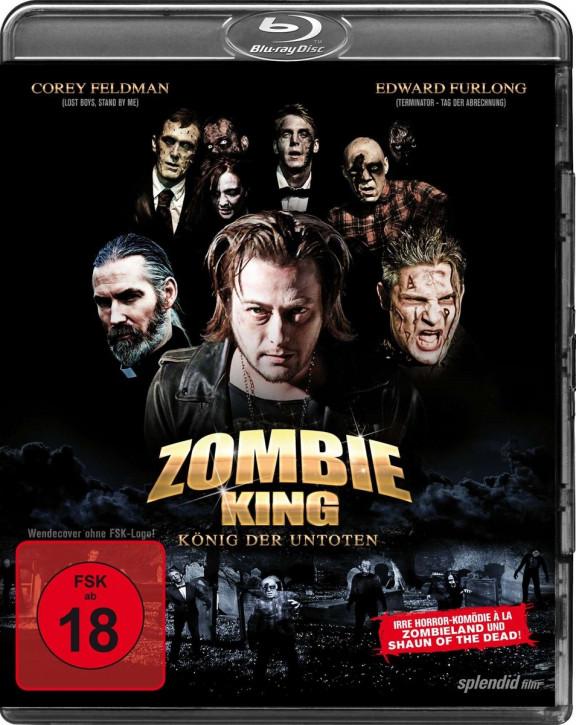 Zombie King - König der Untoten [Blu-ray]