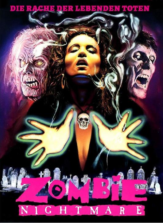 Zombie Nightmare - Limited Mediabook [Blu-ray+DVD]