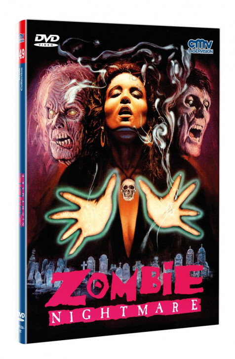 Zombie Nightmare - Trash Collection #149 [DVD]