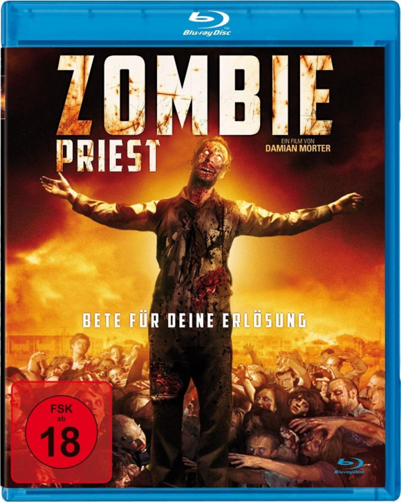 Zombie Priest [Blu-ray]