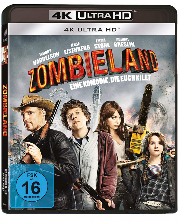 Zombieland [4K UHD Blu-ray]