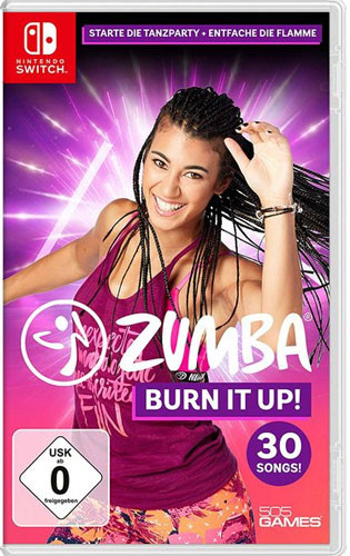 Zumba Burn it Up! [Nintendo Switch]