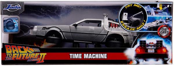 """Jada Toys - Zurück in die Zukunft 2 """"Time Machine"""""""