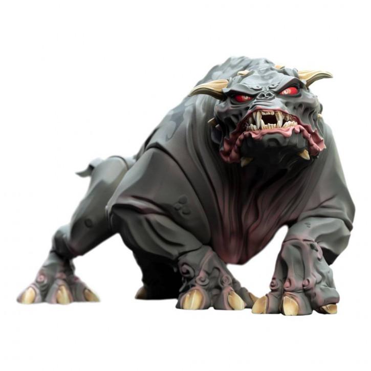 Ghostbusters - Mini Epics Vinyl Figur - Zuul (Terror Dog)