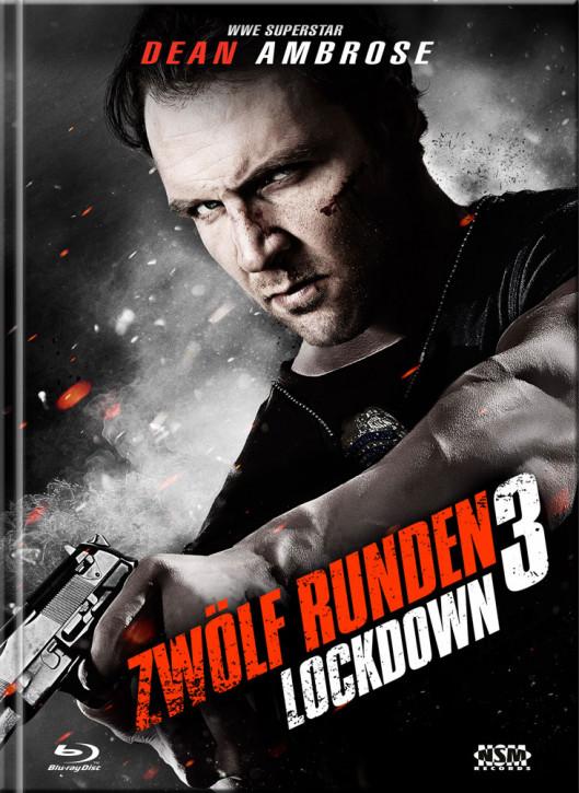 Zwölf Runden 3 - Lockdown - Limited Mediabook Edition - Cover A [Blu-ray+DVD]
