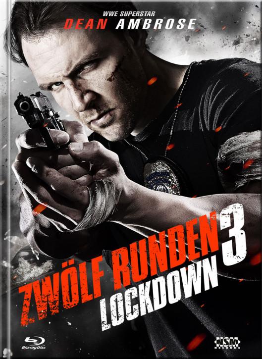 Zwölf Runden 3 - Lockdown - Limited Mediabook Edition - Cover B [Blu-ray+DVD]
