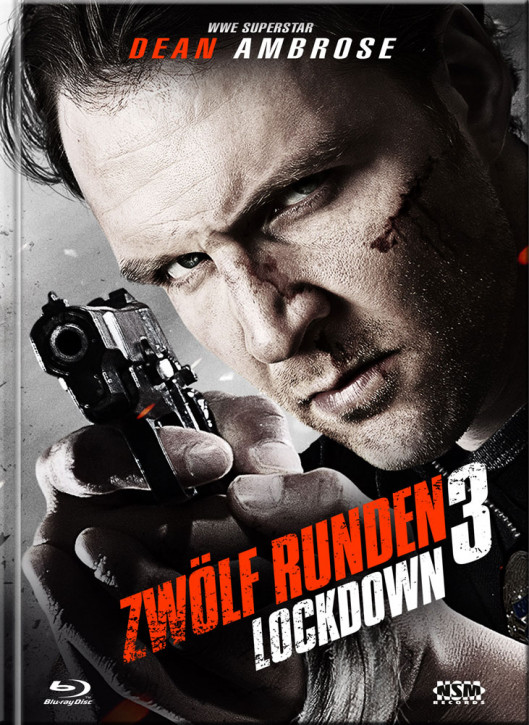 Zwölf Runden 3 - Lockdown - Limited Mediabook Edition - Cover C [Blu-ray+DVD]