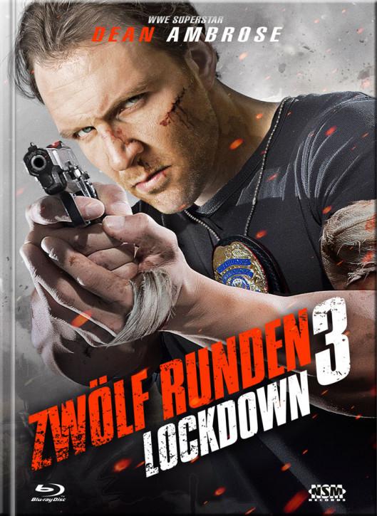 Zwölf Runden 3 - Lockdown - Limited Mediabook Edition - Cover D [Blu-ray+DVD]