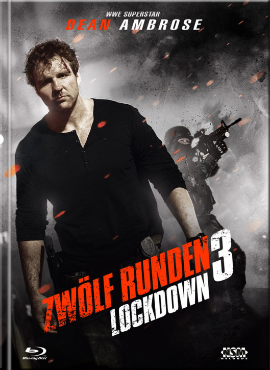 Zwölf Runden 3 - Lockdown - Limited Mediabook Edition - Cover E [Blu-ray+DVD]