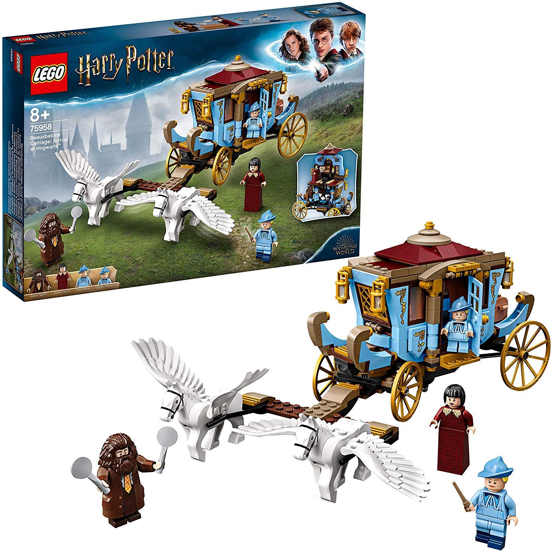 Lego Harry Potter 75958 Beauxbatons Kutsche Ankunft In Hogwarts