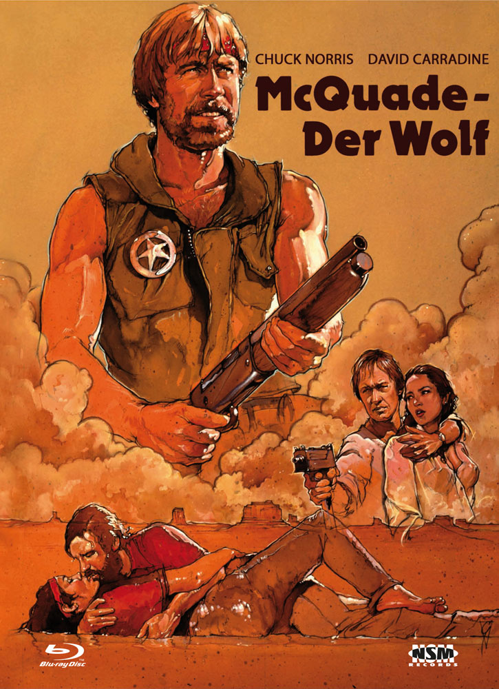 McQuade - Der Wolf - Limited Collector's Edition - Cover C ...